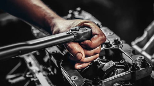 service, oil changes, mechanical repairs